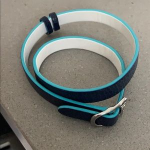 KEEP Collective Jewelry - KEEP Collective double leather band